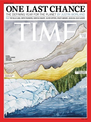 Time Magazine 27th July 2020