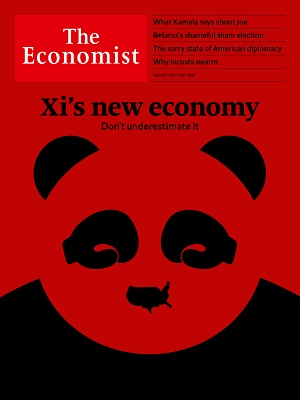 The Economist Magazine 21st August 2020