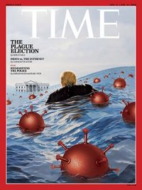 Time Magazine 24th August 2020
