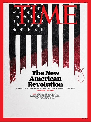 Time Magazine 31st August 2020