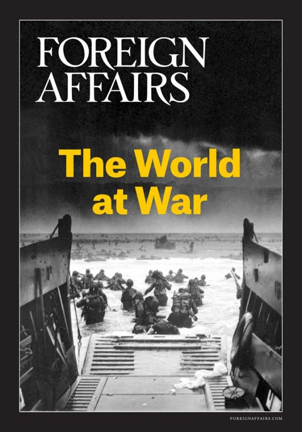 The World at War: Foreign Affairs Covers WWII