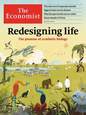 The Economist Magazine 6th April 2019