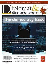 Diplomat Magazine January – March 2019
