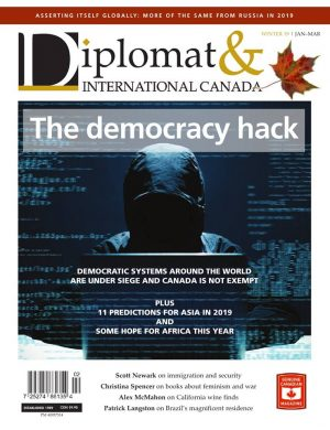 Diplomat Magazine January – March 2019
