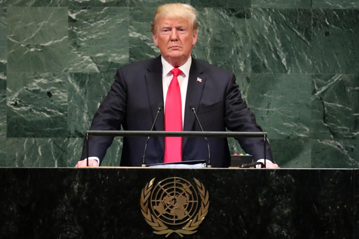 The United States Can't Quit on the UN By Kristine Lee