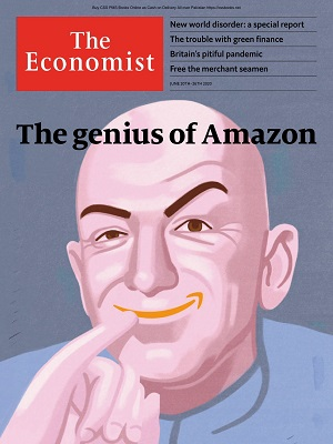 The Economist Magazine 26th June 2020