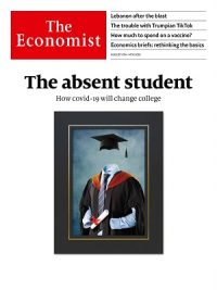 The Economist Magazine 14th August 2020