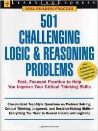 501 Challenging Logic and Reasoning Problems 2nd Edition
