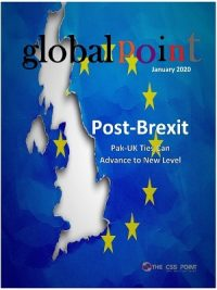 Monthly Global Point Current Affairs January 2020
