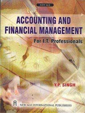 Accounting and Financial Management By Y.P Singh