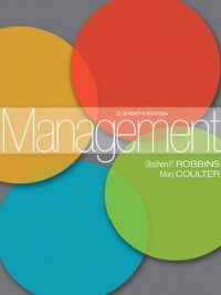 Management 11th Edition By Stephen P. Robbins