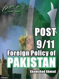 Post-9/11 Foreign Policy of Pakistan By Shamshad Ahmed