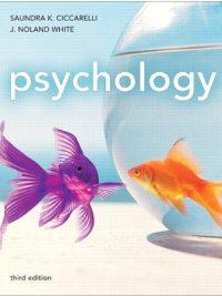 Psychology By Saundra K Ciccarelli