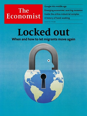 The Economist Magazine 7th August 2020