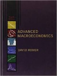 Advanced Macroeconomics By David Romer with Key
