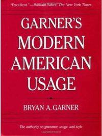 Garner Modern English Usage Fourth Edition 2016