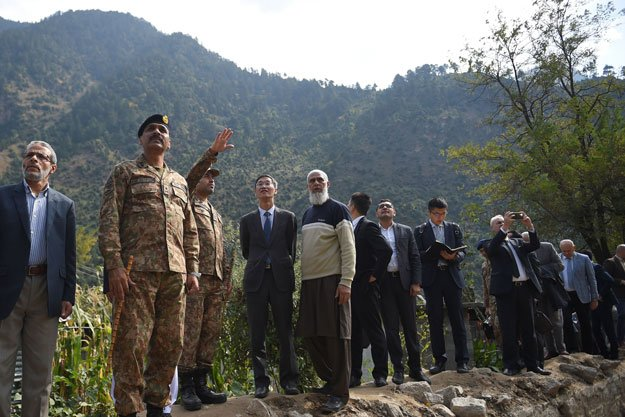Foreign Diplomats at LoC | Editorial