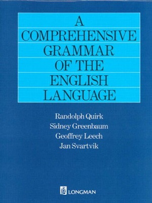 A Comprehensive English Grammar for Foreign Students