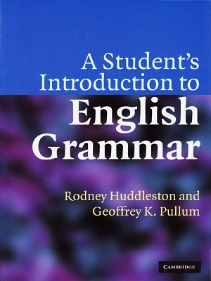 A Student's Introduction to English Grammar By Huddleston Rodney