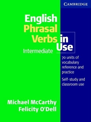 Cambridge Phrasal Verbs In Use By McCarthy