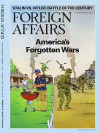 Foreign Affairs November December 2017