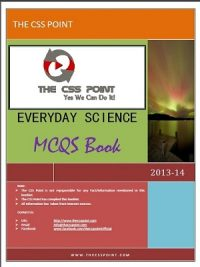 Everyday Science Solved MCQs & Short Notes Book