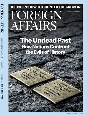 Foreign Affairs January February 2018 Issue