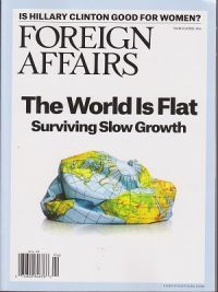 Foreign Affairs Magazine March – April 2016