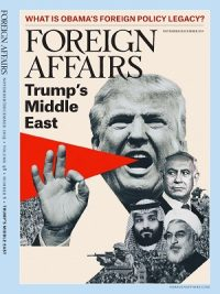 Foreign Affairs Magazine November December 2019 Issue