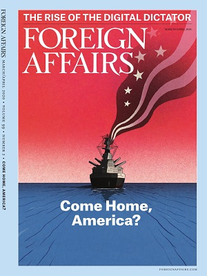 Foreign Affairs March April 2020