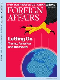 Foreign Affairs March & April 2018