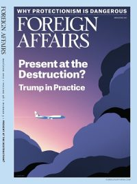The Foreign Affairs May & June 2017 Issue