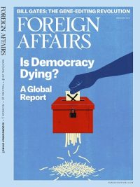 Foreign Affairs May June 2018 Issue