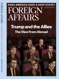 Foreign Affairs September October 2017 Issue 300400