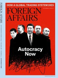 Foreign Affairs September October 2019