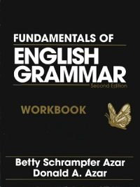 Fundamentals of English Grammar 2nd Ed By Betty Schrampfer