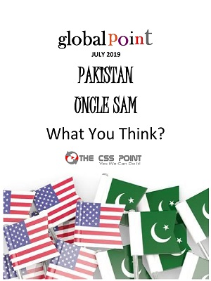 Monthly Global Point Current Affairs July 2019