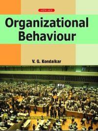 Organizational Behaviour By V.G. Kondalkar