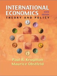 International Economics: Theory and Policy Bay Paul Krugman