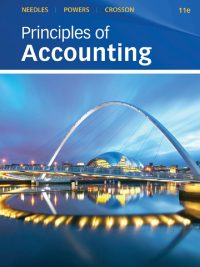 Principles of Accounting 11th Ed By Needles & Powers