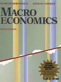 Macroeconomics By Rudiger Dornbusch & Stanley Fischer