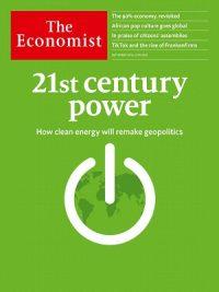 The Economist Magazine 25th September 2020