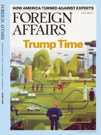 The Foreign Affairs March & April 2017