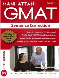 The Sentence Correction Guide 5th Edition