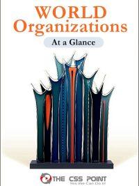 World Organization At A Glance