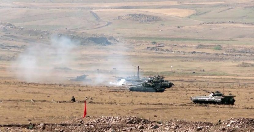 Nagorno-Karabakh Fighting Widens