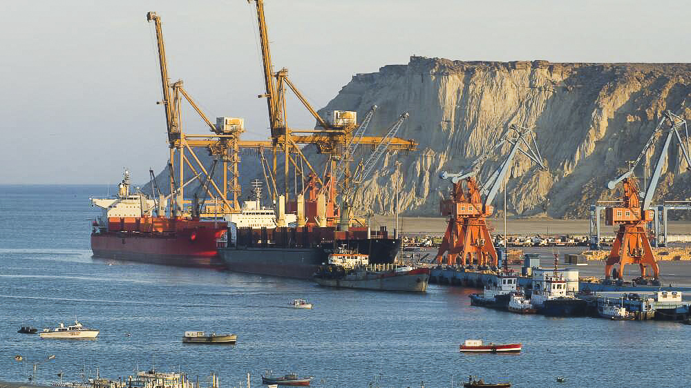 Powering Gwadar For the Future By Kahuda Babar