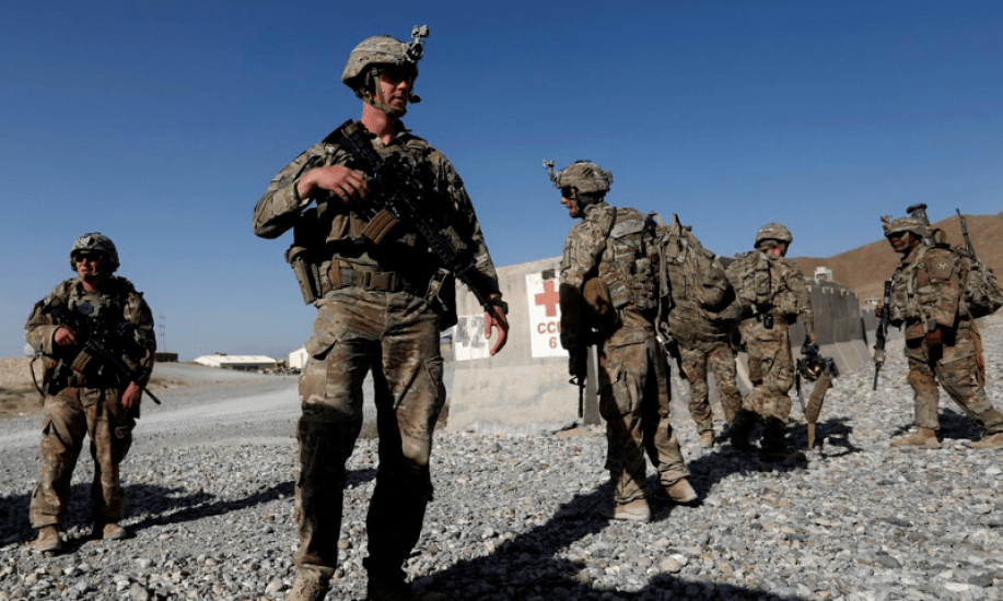 Trump Wants US Troops Out of Afghanistan By Christmas