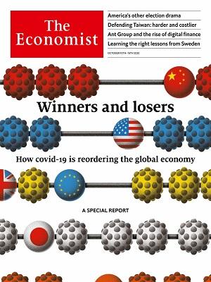The Economist Magazine 16th October 2020