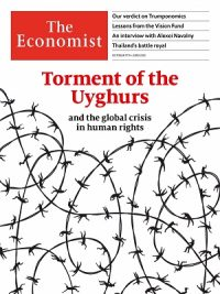 The Economist Magazine 23rd October 2020